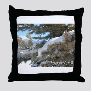 Flagstaff, Arizona Throw Pillow