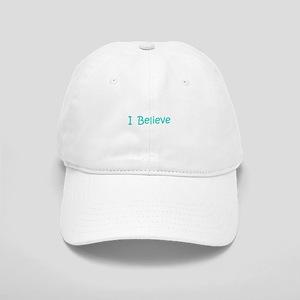 Aqua I Believe Cap