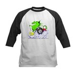 Pool Dragon Billiards Kids Baseball Jersey