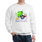 Pool Dragon Billiards Sweatshirt