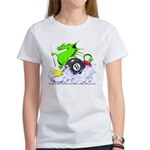 Pool Dragon Billiards Women's T-Shirt