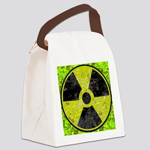 totally rad Canvas Lunch Bag