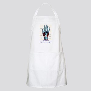 I Survived Carpal Tunnel Surgery! BBQ Apron