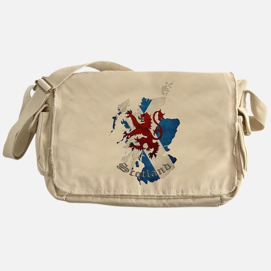 Scottish Heritage Design Messenger Bag