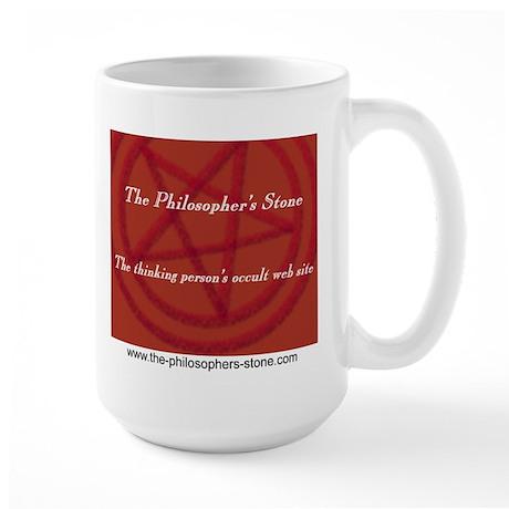 The Philosopher's Stone Large Mug