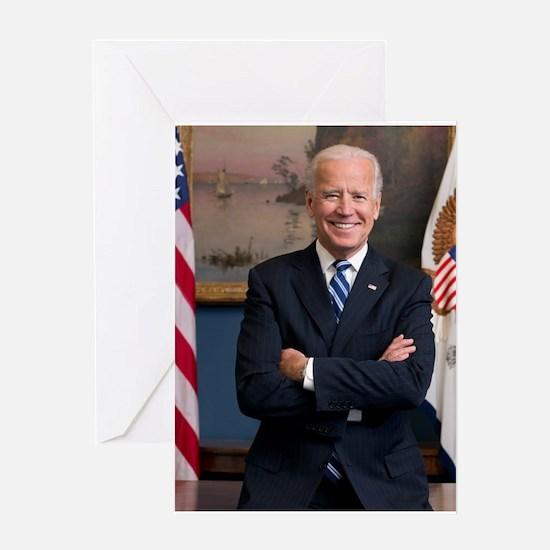 Joe Biden Vice President of the United States Gree