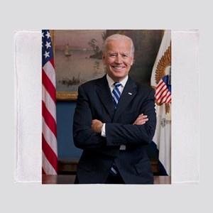 Joe Biden Vice President of the United States Thro