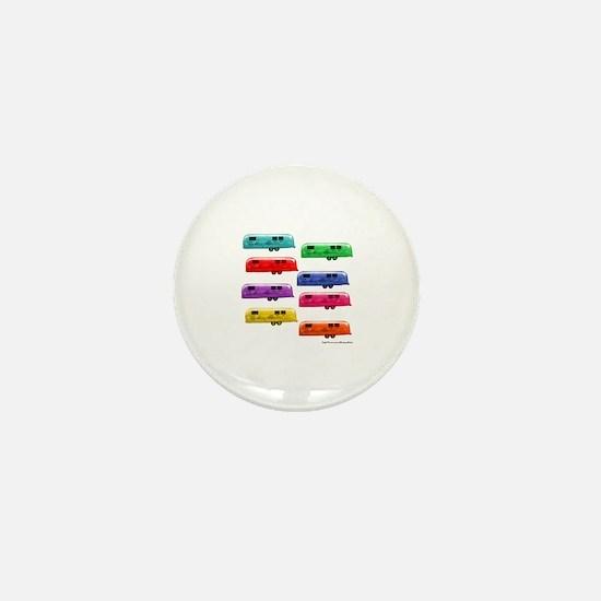 Cute Aluminum Mini Button
