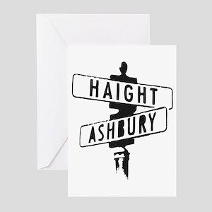 Haight Ashbury Greeting Cards (Pk of 10)