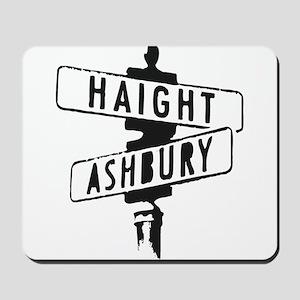Haight Ashbury Mousepad