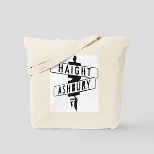 Haight Ashbury Tote Bag