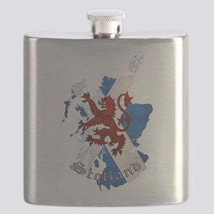Scottish Heritage Design Flask