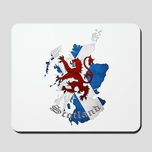 Scottish Heritage Design Mousepad