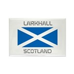 Larkhall Scotland Rectangle Magnet (10 pack)