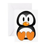 Cute Penguin Greeting Cards (Pk of 10)