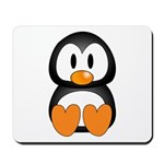 Cute Penguin Mousepad