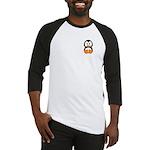 Cute Penguin Baseball Jersey