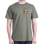Cute Penguin Dark T-Shirt
