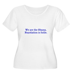 We are the Obama. Plus Size T-Shirt