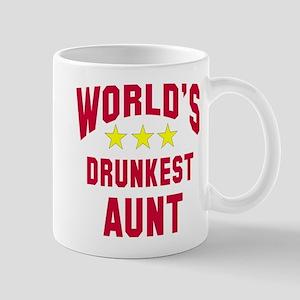 World's Drunkest Aunt Mug