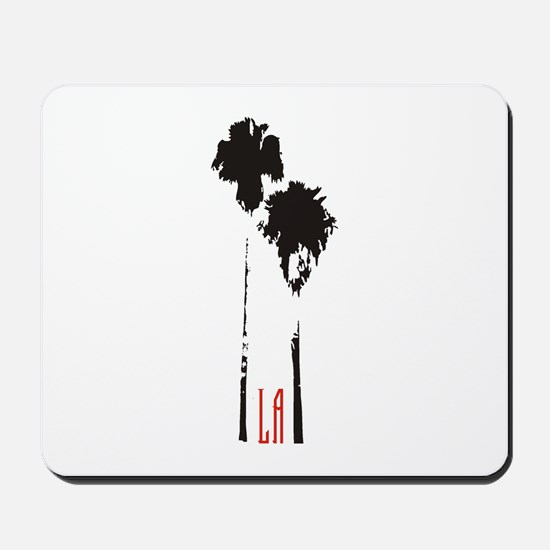 Los Angeles, CA Mousepad