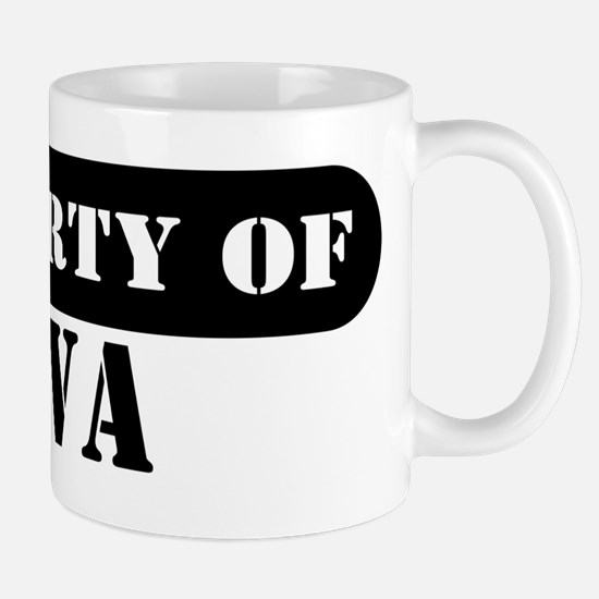 Property of Alva Mug