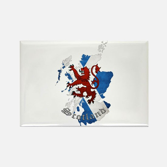 Scottish Heritage Design Magnets