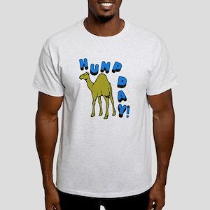 Hump Day Wednesday Light T-Shirt