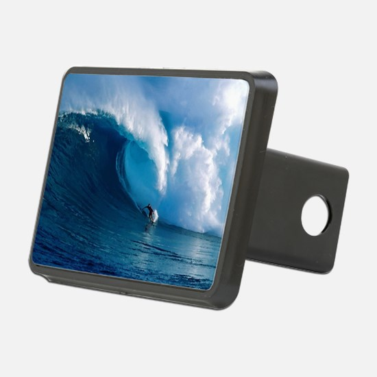 Big Wave Surfing Hitch Cover