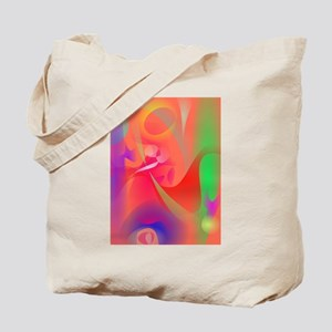 An Abstract Artist in the 1950s Art Tote Bag