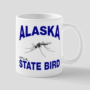 Alaska State Bird Mug