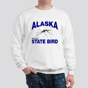 Alaska State Bird Sweatshirt