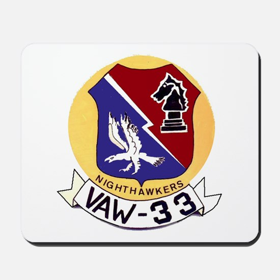 VAW 33 Knighthawks Mousepad