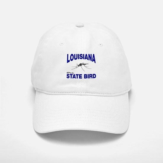Louisiana State Bird Baseball Baseball Cap