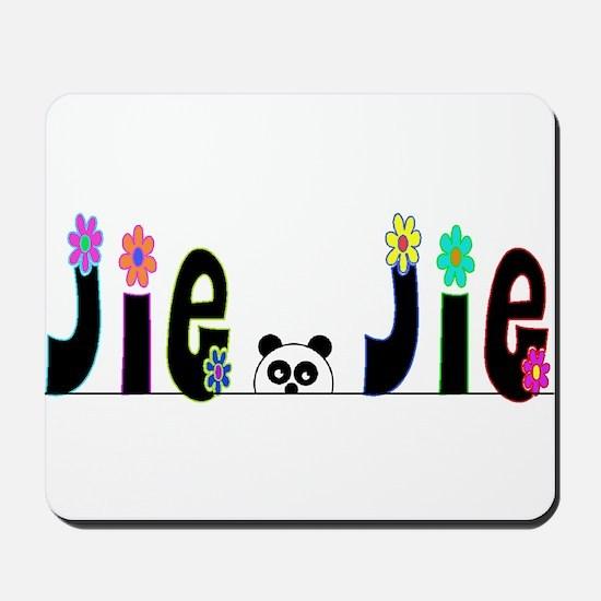 Jie Jie Panda Mousepad