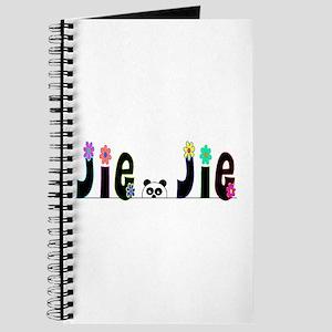 Jie Jie Panda Journal