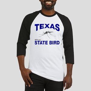 Texas State Bird Baseball Jersey