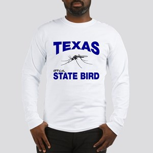 Texas State Bird Long Sleeve T-Shirt