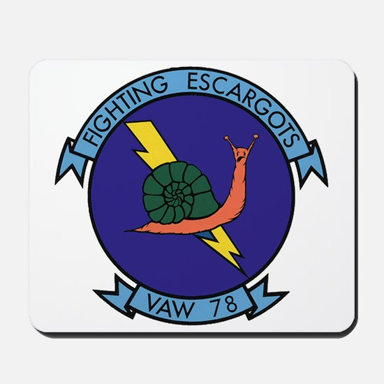 VAW 78 Fighting Escargots Mousepad