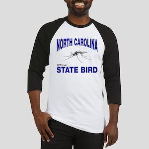 North Carolina State Bird Baseball Jersey