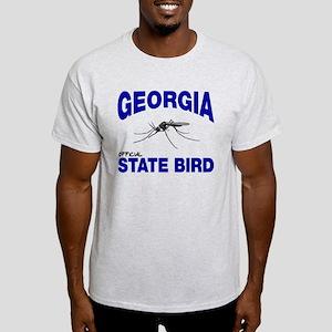 Georgia State Bird Light T-Shirt