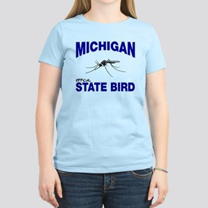 Michigan State Bird Women's Light T-Shirt