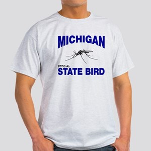 Michigan State Bird Light T-Shirt