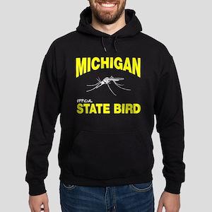 Michigan State Bird Hoodie (dark)