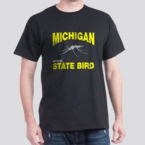Michigan State Bird Dark T-Shirt
