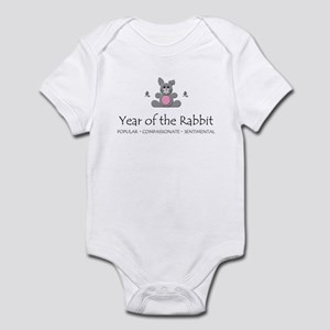 """Year of the Rabbit"" Infant Bodysuit"