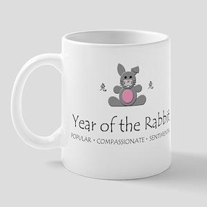 """Year of the Rabbit"" Mug"