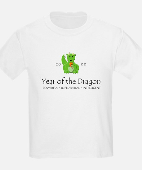 """Year of the Dragon"" [2000] Kids T-Shirt"