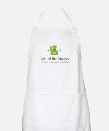 """""""Year of the Dragon"""" BBQ Apron"""