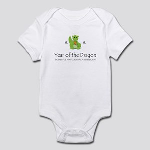 """Year of the Dragon"" Infant Bodysuit"